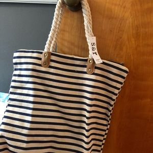 Summer & rose tote